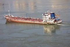 Lastfartyg Royaltyfria Bilder