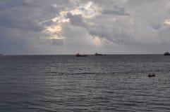Lastfartygtrans. arkivfoto
