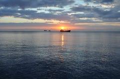 Lastfartygtrans. royaltyfria foton
