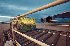 Lastflygplan Royaltyfri Foto