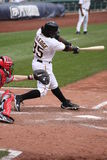 Lastings Milledge des pirates de Pittsburgh Photos libres de droits