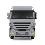 Lastleveranslastbil Fotografering för Bildbyråer