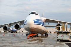 Lastnivå på flygplatsen i Chicago Royaltyfri Foto