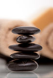 Lastone therapy stones Stock Images
