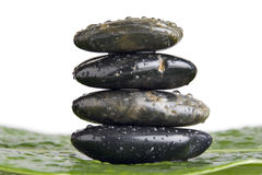 Lastone therapy stones Royalty Free Stock Photography