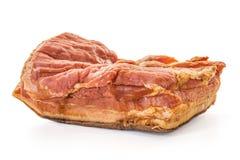 Lastra affumicata del bacon Immagine Stock Libera da Diritti