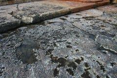 Lastra di cemento armato Fotografia Stock Libera da Diritti