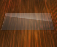 Lastra di vetro illustrazione vettoriale