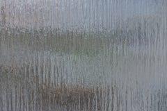 Lastra di vetro di vetro come struttura e fondo per comporre fotografia stock libera da diritti