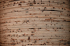 Lastra di zinco Fotografia Stock