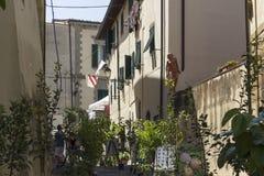 Lastra ein Signa-Stadtbezirk in Toskana Lizenzfreie Stockfotos