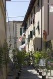 Lastra en Signa kommun i Tuscany royaltyfria foton