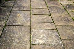 Lastra per pavimentazione Fotografie Stock