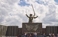 Lastre di marmo con i nomi dei soldati uccisi nella difesa di Immagine Stock Libera da Diritti