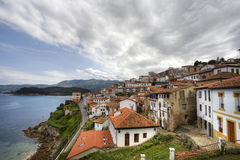 Lastres Royalty Free Stock Images