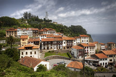 Lastres Royalty Free Stock Photo