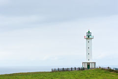 Lastres lighthouse Royalty Free Stock Photo