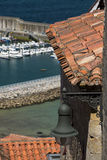 Lastres village Stock Images