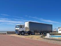 Lastwagen lizenzfreies stockfoto