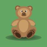 Lasu niedźwiedź ilustracji