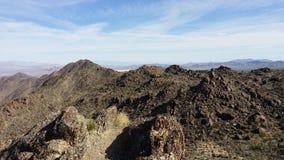 Lasu Vegas pustynia Obrazy Royalty Free