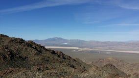 Lasu Vegas pustynia Obraz Stock