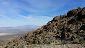 Lasu Vegas pustynia Obrazy Stock