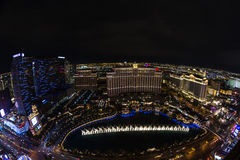 lasy Vegas Nevada Zdjęcie Stock