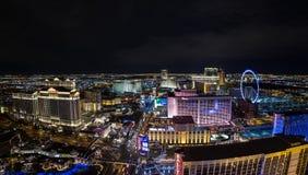 lasy Vegas Nevada Fotografia Royalty Free
