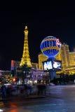 lasy Vegas Paryża Zdjęcia Stock