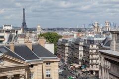 Latín París Francia de Quartier Foto de archivo libre de regalías