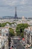 Latín París Francia de Quartier Foto de archivo