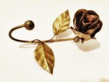 Latón de Rose Fotografía de archivo libre de regalías