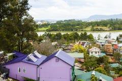 Lat du DA de paysage urbain, Vietnam photo libre de droits