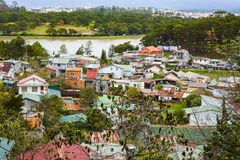 Lat du DA de paysage urbain, Vietnam photographie stock
