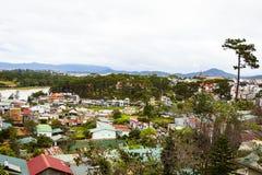 Lat du DA de paysage urbain, Vietnam photos stock