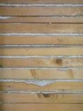 Lat en pleister Stock Foto's