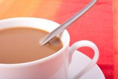 lat kaffe Royaltyfria Foton