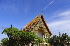 Lat Phrao Wat расположенное на Ladprao Wanghin Rd, Lat Phrao Khwaeng, стоковое фото