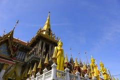 Lat Phrao Wat расположенное на Ladprao Wanghin Rd, Lat Phrao Khwaeng, стоковое изображение