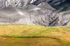 Lat wzgórza w Chui dolinie Fotografia Royalty Free