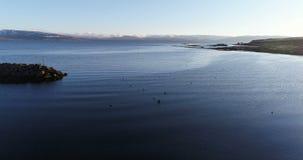 Latać nad dalekim schronieniem w Iceland zbiory