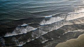 Latać nad morzem Zdjęcie Royalty Free