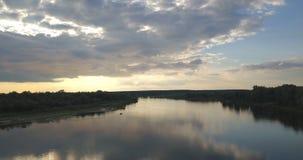 Latać nad rzeką zbiory