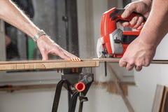 Latać odłupanego drewno fotografia royalty free