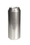 Lata de cerveja Imagem de Stock