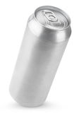 lata de cerveja de alumínio de 500 ml Fotografia de Stock Royalty Free