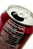 Lata de soda Imagens de Stock Royalty Free