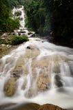 Lata Kinjang Waterfall Imágenes de archivo libres de regalías