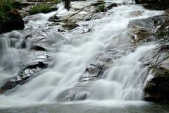 Lata Kinjang Waterfall Fotografie Stock